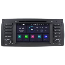Autoradio Compatible BMW E39 GPS Poste Radio Special Android Pas Cher pour 530d 525 tds E39 Serie 5