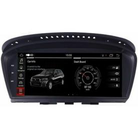 Autoradio 2din BMW E60 E61 530d 525d 535d CCC CIC Serie 5 module Compatible Bluetooth DAB 2003 2004 2005 2006 2007