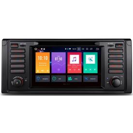 GPS BMW E38 Android Autoradio Compatible DVD DIVX TNT Bluetooth Poste Radio Serie 7