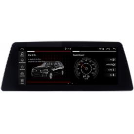 Ecran BMW G32 Android Carplay GPS Autoradio Serie 6 Poste Radio NBT EVO Professional Retrofit Business 2018 2019 2020
