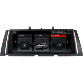Ecran GPS BMW F02