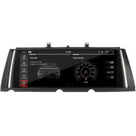 Ecran BMW F02 GPS Android Carplay Autoradio Serie 7 Multimedia Poste Radio Compatible D'origine CIC CCC NBT XDRIVE