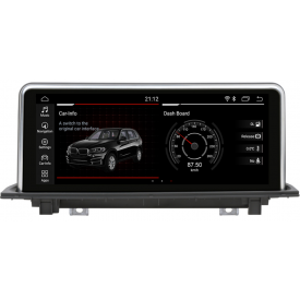 Autoradio Android BMW X1 F48 Mirrorlink Autoradio Ecran Tactile