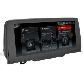 Autoradio BMW X3 G01 Android Auto Apple Carplay GPS Bluetooth Poste Radio Ecran Tactile Compatible D'origine