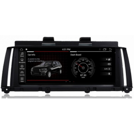 Ecran BMW X3 F25 Autoradio Android Mirrorlink GPS Pour Business Professional