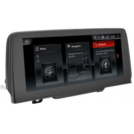 BMW X4 F26 GPS Ecran Android Carplay Autoradio Mirrorlink Bluetooth Radio