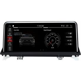 Autoradio GPS BMW X5 F15 Android Carplay Ecran Tactile Poste Radio Bluetooth