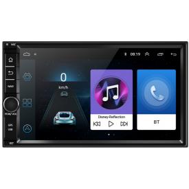 Autoradio GPS Special Camping Car CD Bluetooth 2 DIN Multimedia Android Radio Pas Cher Camera de recul grand ecran