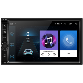 Double Din Android Auto