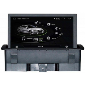 Autoradio Audi A1 ecran poste radio android multimedia compatible bluetooth carte sd origine chorus concert mmi sportback