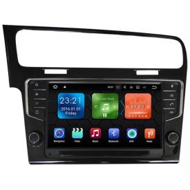 Poste Golf 7 GPS IOS Apple OEM Ecran Tactile Android Auto Mirrorlink Harman GTD Origine GTI Discover pro pour VW Volkswagen
