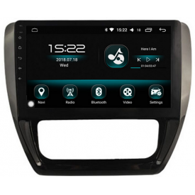 Autoradio VW Jetta Android GPS 2 DIN Bluetooth