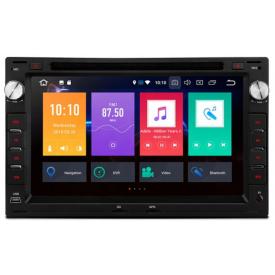 Autoradio GPS Compatible Passat B5 Android Double Din Origine 2002 2005 Radio b5 5 pour VW Volkswagen 2 DIN
