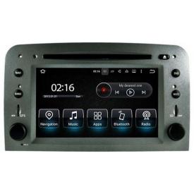 Autoradio Alfa Romeo 147 Gps bluetooth bose origine poste phase 2 commande au volant dvd tv android double din