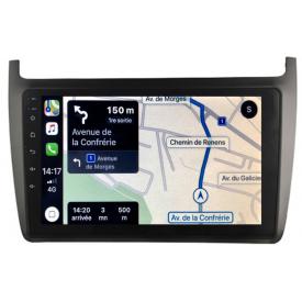 Autoradio Volkswagen Polo Carplay Android Bluetooth Compatible 2 Din