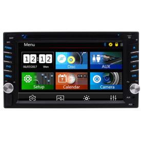 Autoradio 2 DIN Transporter T5 GPS Bluetooth D'origine Volkswagen VW