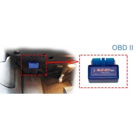 ODB2 ELM327 Wifi Bluetooth Diagnostics Iphone Android