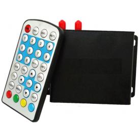 Tuner TV TNT HD DVB-T pour Voiture