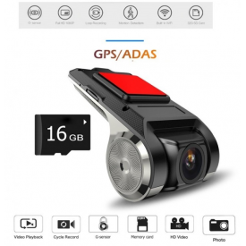 Dashcam Full HD 1080P