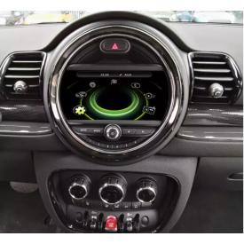 Autoradio GPS Mini Cooper F56 F55 Apple Carplay Android Auto Bluetooth Poste Radio Ecran Tactile Multimédia Compatible D'origine
