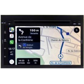 Autoradio C3 Citroen Bluetooth Android Poste Radio Multimedia Compatible Commande Volant D'origine C3 exclusive Picasso phase 2