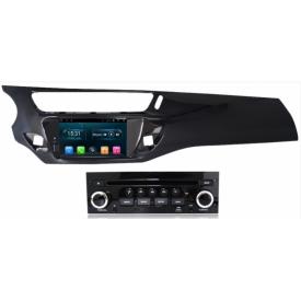 Autoradio Compatible DS3 Bluetooth GPS Android Carplay Pour Citroen DS3 Sport Chic So Chic origine 2010 2011 2012 2013 2014 2016