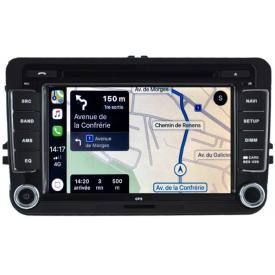 Autoradio Jetta Bluetooth GPS Android Auto Apple Carplay Volkswagen VW MK5