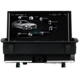 Autoradio Audi Q3 ecran android multimedia origine kit main libre concert mmi chorus 2012 2013 2019