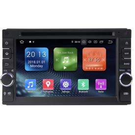 Autoradio GPS Android 2 Din Universel DVD WIFI Bluetooth TNT