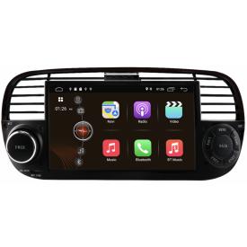Autoradio Fiat 500 Bluetooth Compatible Poste Radio D'origine