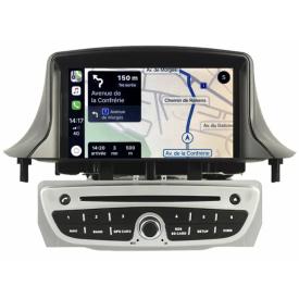 Autoradio Megane 3 USB Android Auto Carplay GPS Compatible Poste Radio Renault D'origine Bose RS Coupé Phase 2 Phase 1 TomTom
