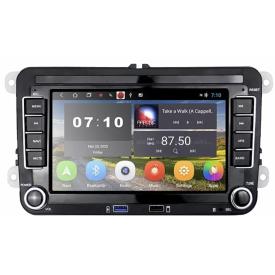 Poste GPS Pour Sharan VW Android Auto Radio Multimedia
