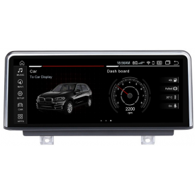 Autoradio GPS BMW Serie 1 F20 Ecran tactile android bluetooth professionnel pro