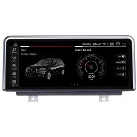 Autoradio BMW F21 Serie 1 GPS Carplay Ecran Tactile Android bluetooth multimedia