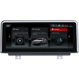 Android Auto BMW F30