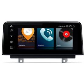 Autoradio GPS Ecran Android BMW F30 Tactile Android Auto Professionnel Business pro pour Serie 3 Poste 3D Professional