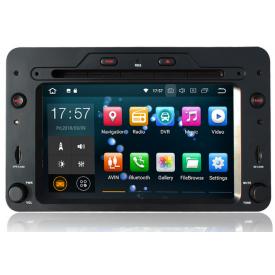 Autoradio GPS Alfa Brera romeo android bluetooth poste radio 2 din