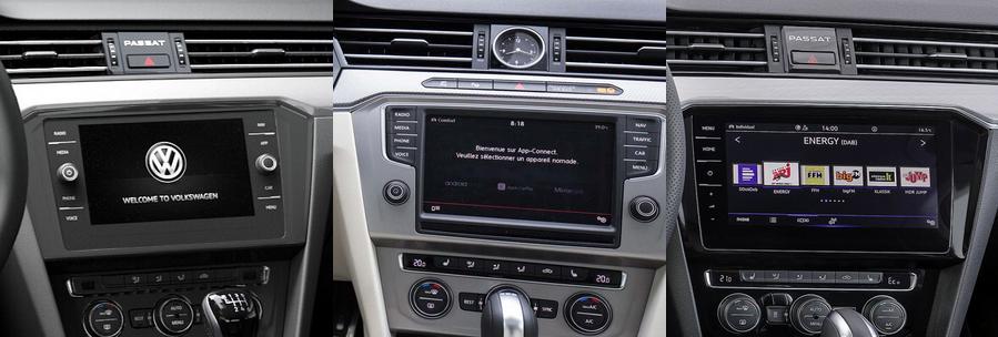 Autoradio GPS VW Passat B8 Radio Original