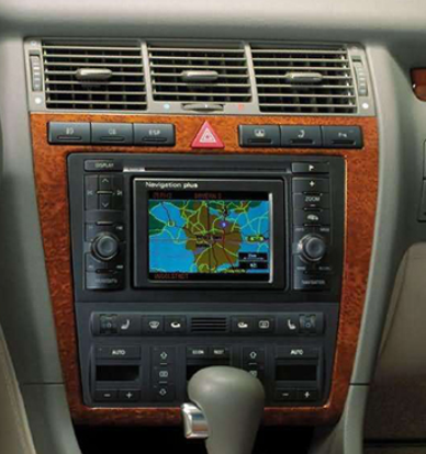 autoradio audi a8 d2