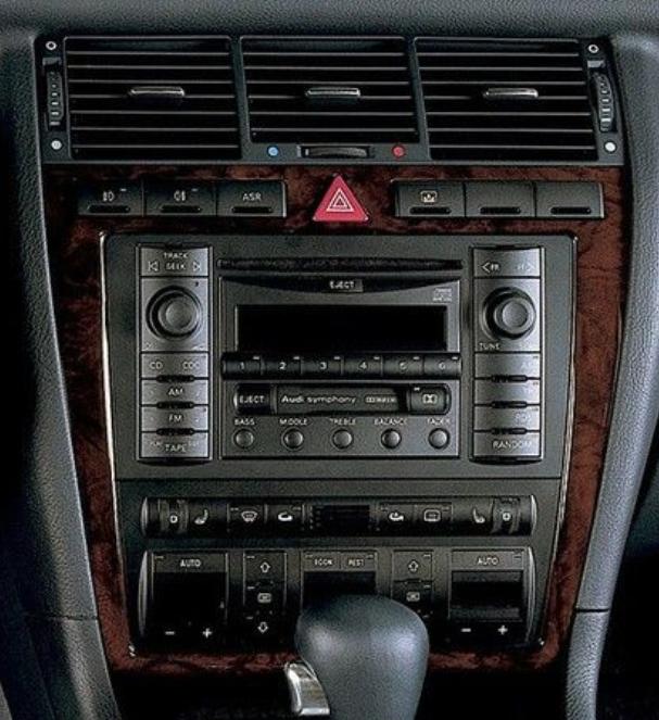 autoradio audi a8