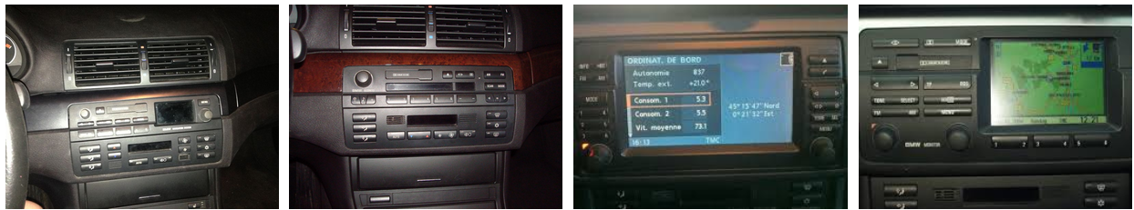gps bmw e46 android