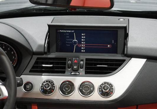autoradio bmw z4 e89