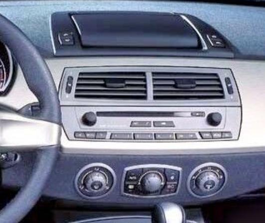 autoradio bmw z4 e85