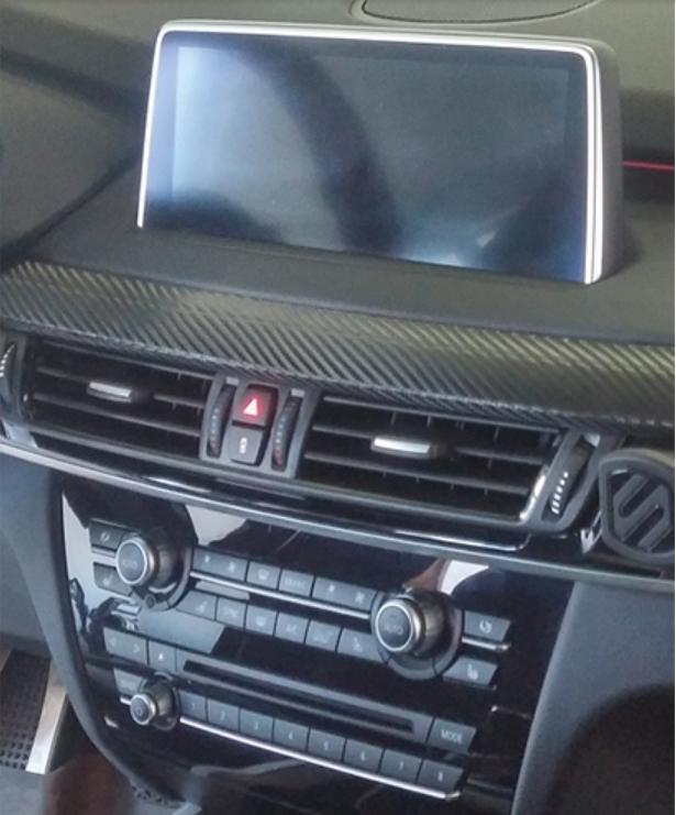 autoradio bmw x5 f15