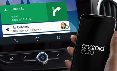 autoradio android